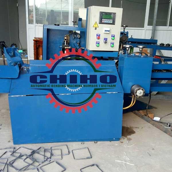 Các cơ sở bán máy uốn đai sắt tự động uy tín tại TPHCM và Hà Nội