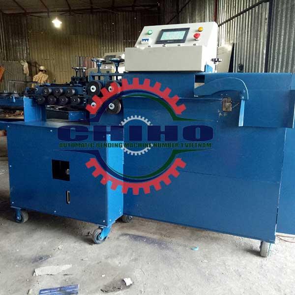 Địa chỉ bán máy uốn đai sắt tự động uy tín nhất tại Gia Lai và Lâm Đồng