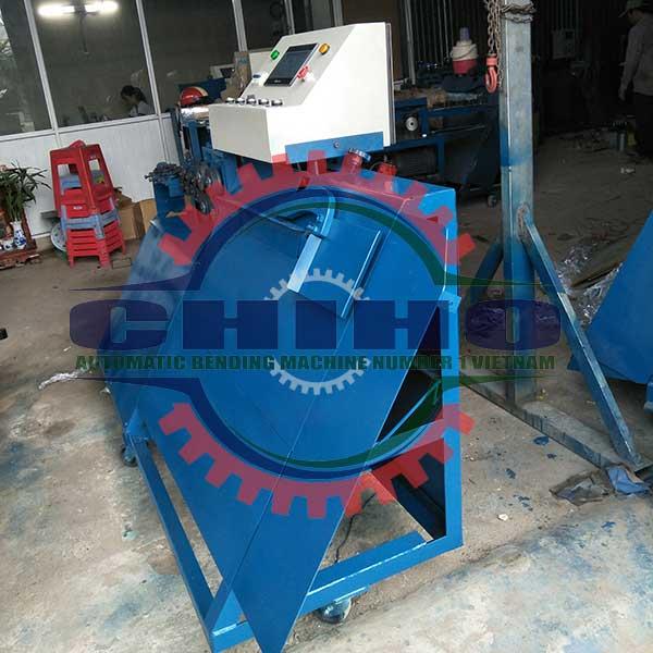 Địa chỉ bán máy uốn đai sắt tự động uy tín nhất tại Củ Chi và Bình Dương