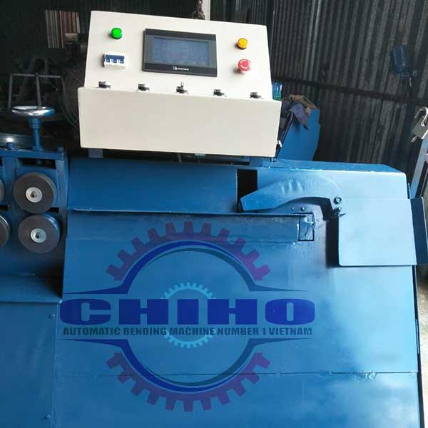 Cách nào sử dụng máy uốn sắt mang lại hiệu qua cho các nhà thầu