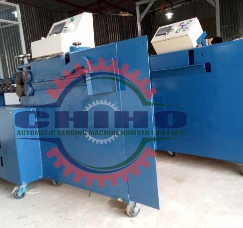 Các thiết bị máy bẻ dai sắt sử dụng nhiều trong ngành xây dựng