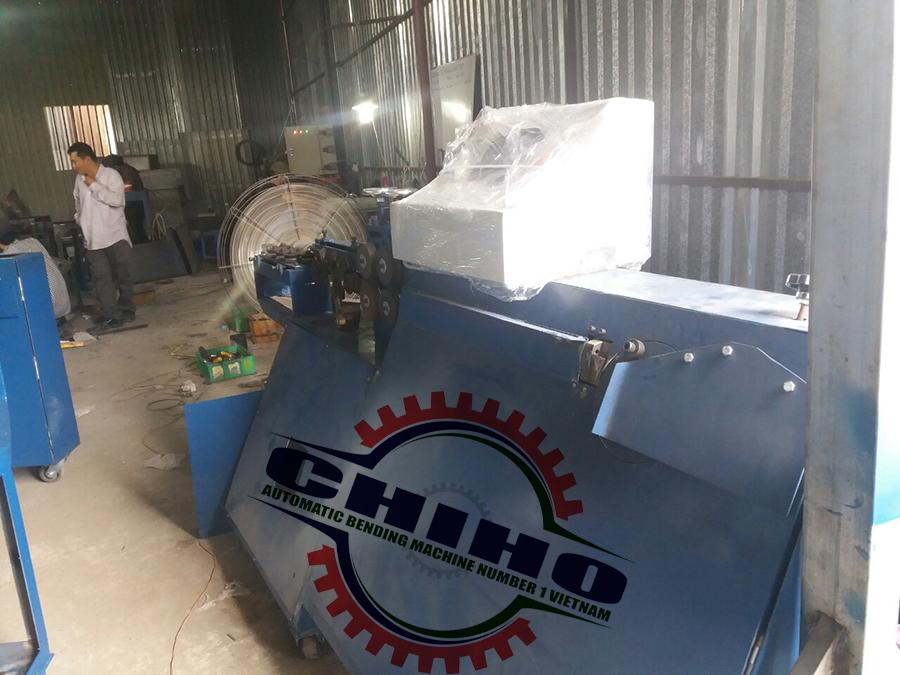 Hướng dẫn loại khi hoạt động máy bẻ đai sắt chất lượng