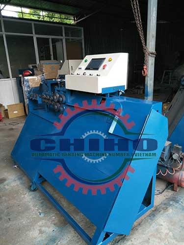 Máy bẻ đai  sắt Chiho