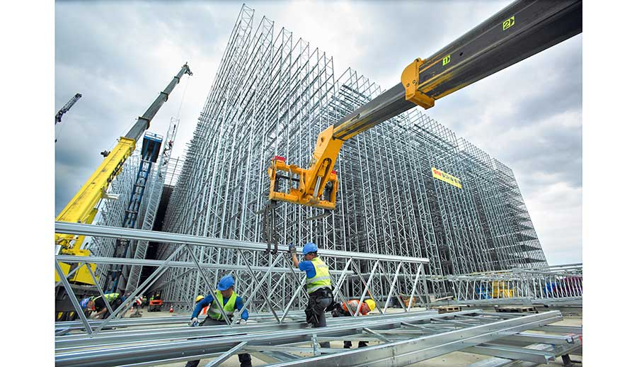 Máy nắn tự động công nghệ cao cần thiết cho mọi công trình