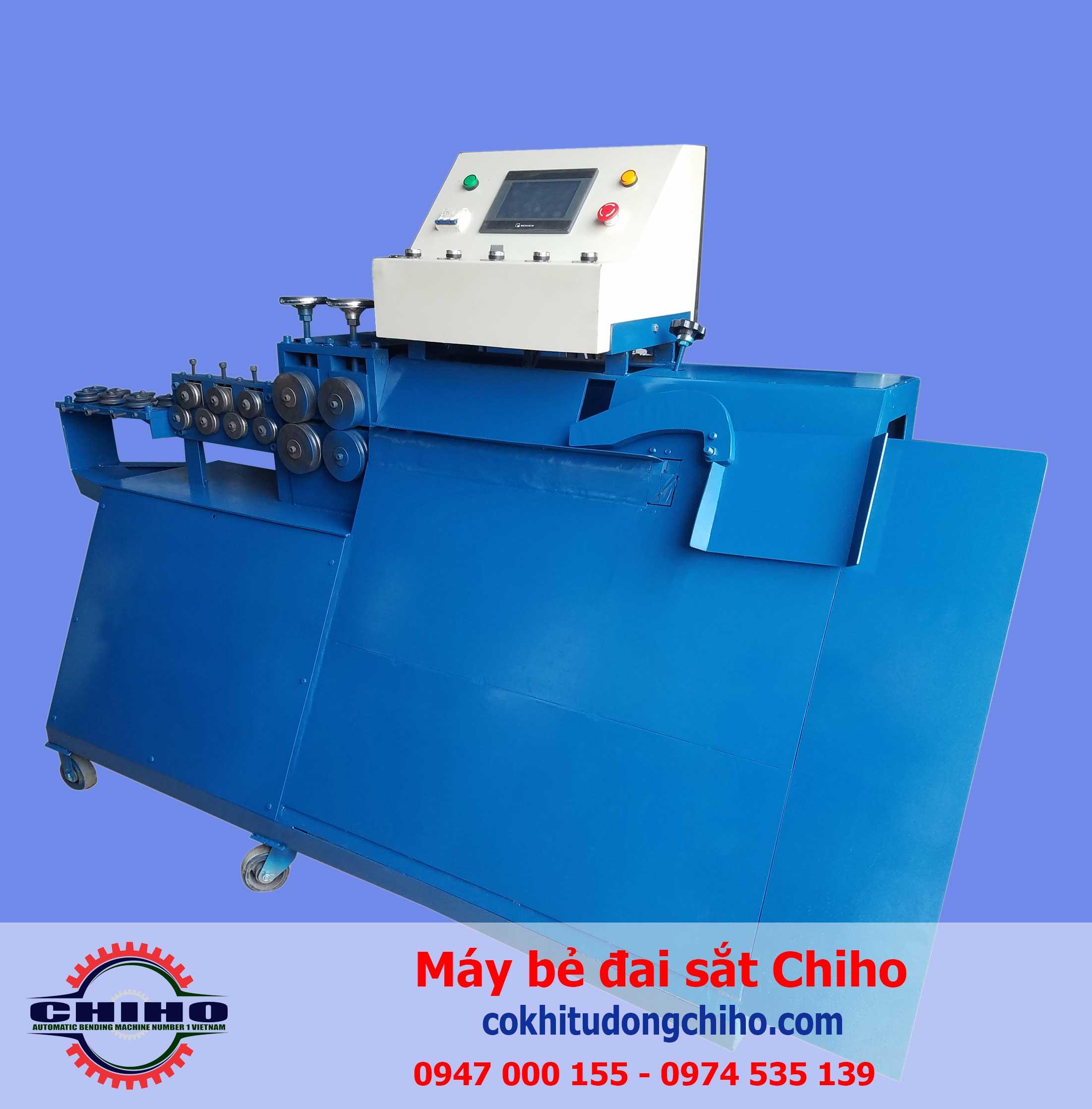 máy bẻ đai sắt xây dựng Chiho