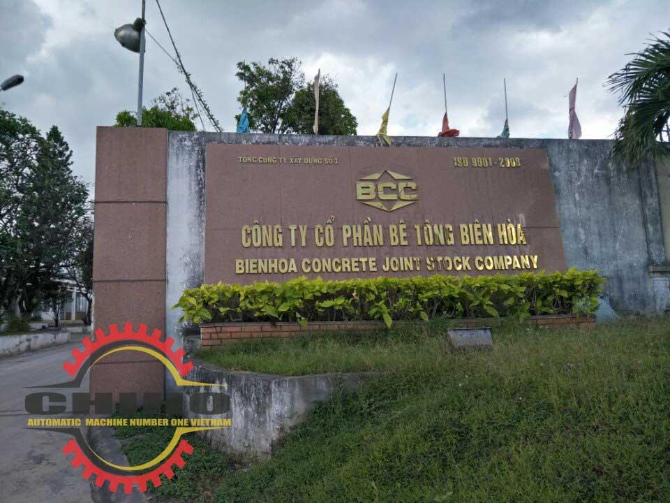công ty cổ phần bê tông Biên Hòa - BienHoa Concrete Joint Stock Company