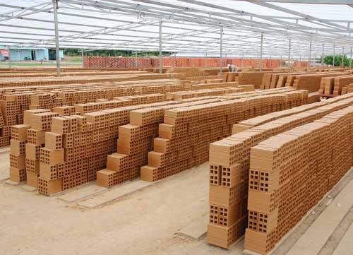 Các loại gạch xây dựng