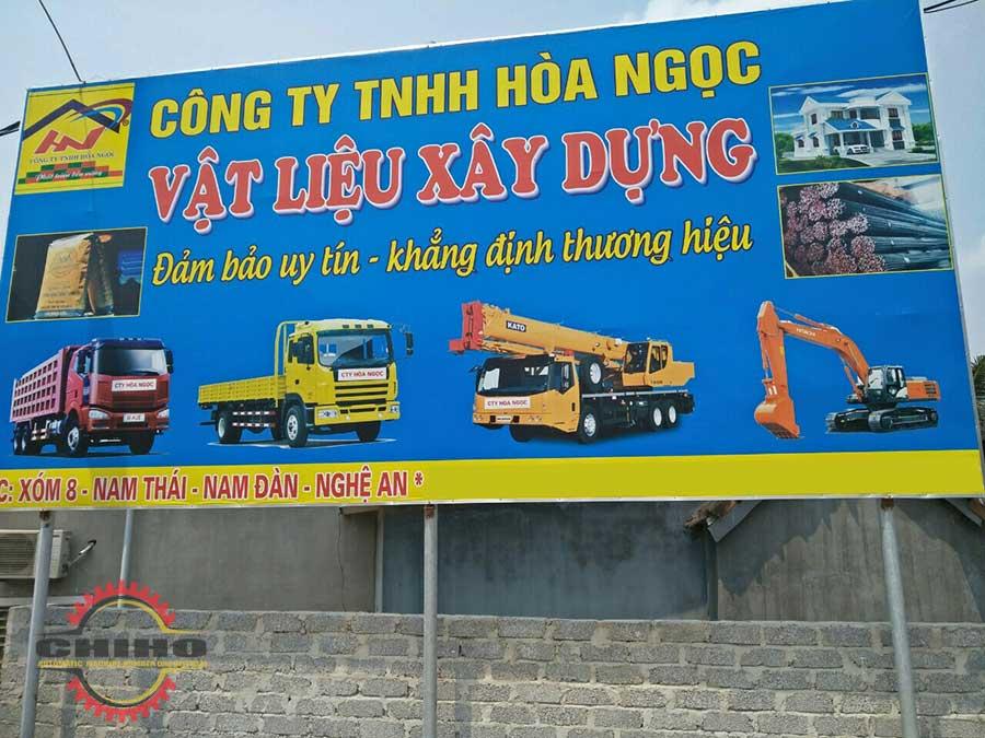 Cơ sở CLXD tại Nghệ An