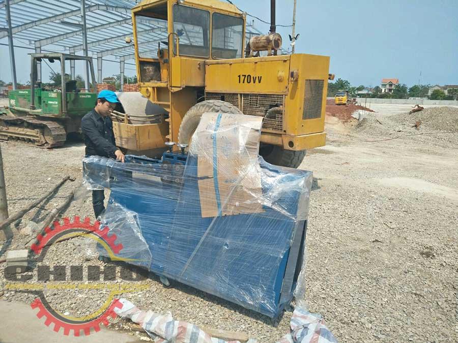 Hướng dẫn vận hành máy bẻ đai sắt