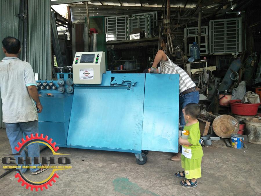 Thương hiệu máy bẻ đai sắt Chiho