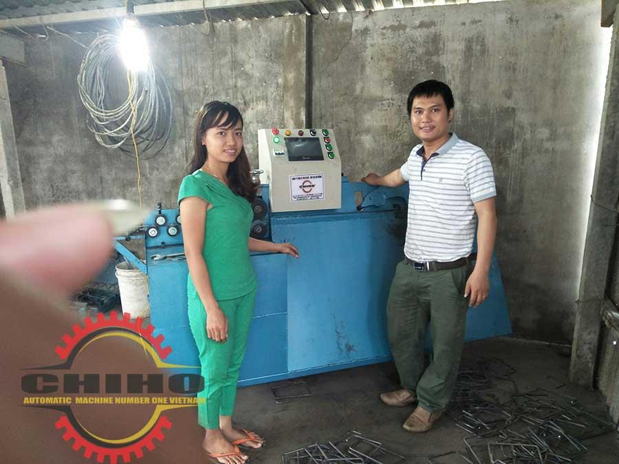 Hướng dẫn bảo trì của máy nắn sắt tự động tốt nhất trong quá trình hoạt động máy