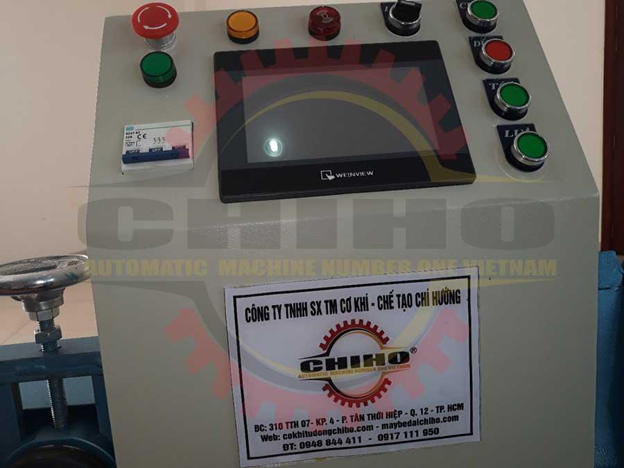 Hệ thống tủ điện điều khiển bằng board mạch phần mềm PLC (CHIHO