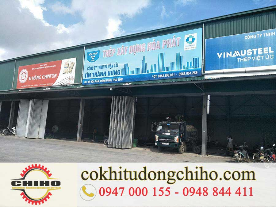 Công ty xây dựng tại Thái Bình