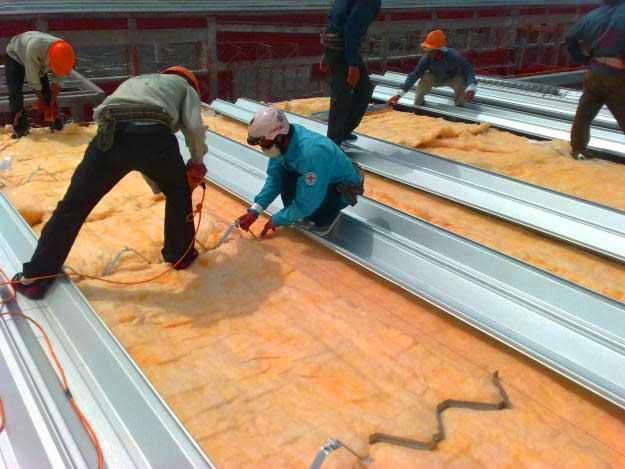 Vật liệu xây dựng chống nóng