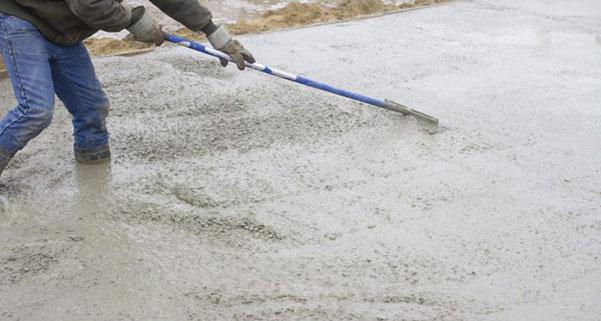 [ Chia sẻ] Đổ bê tông thì mất bao lâu bê tông đông cứng (Bê tông khô) trong xây dựng