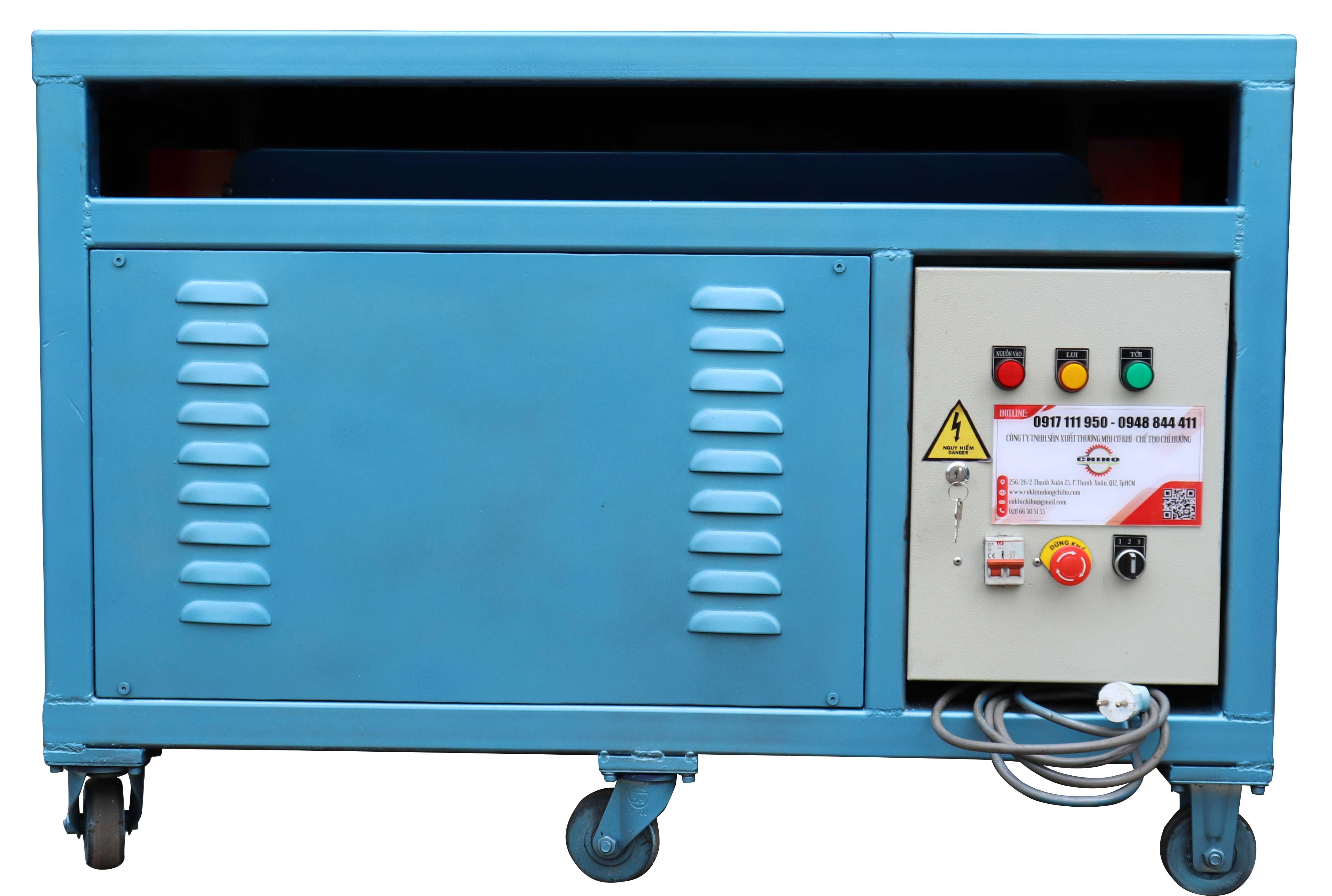 Máy máy băm giấy CHP-200