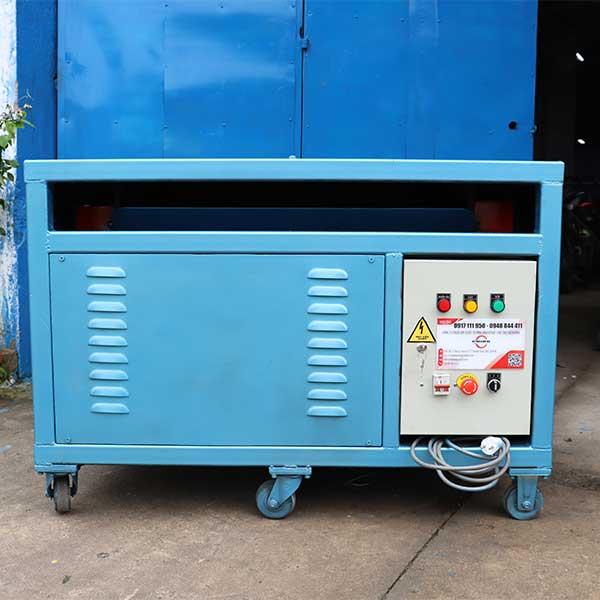Máy băm giấy carton thương hiệu CHIHO CHP-200